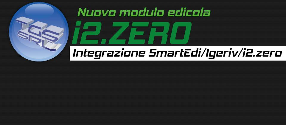 Nuovo modulo Edicola | i2.Zero Plus