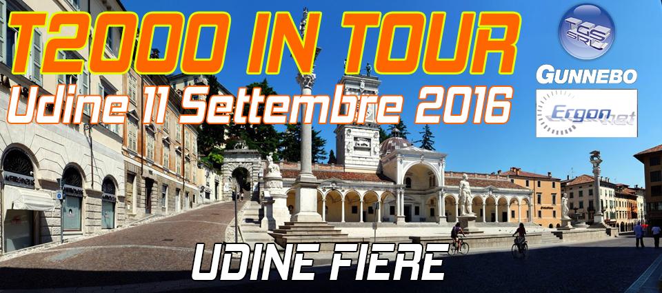 Tgs Srl al T2000 Udine