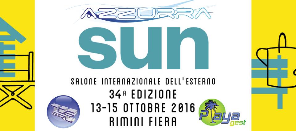 Tgs al Sun Rimini 2016